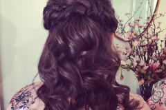 Le Luxe Bridal Hair by Eryn Humphries